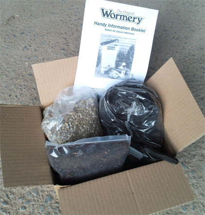 wormenbak startker kit