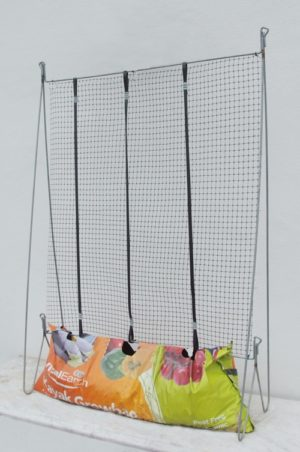 Grow Bag Frame Net
