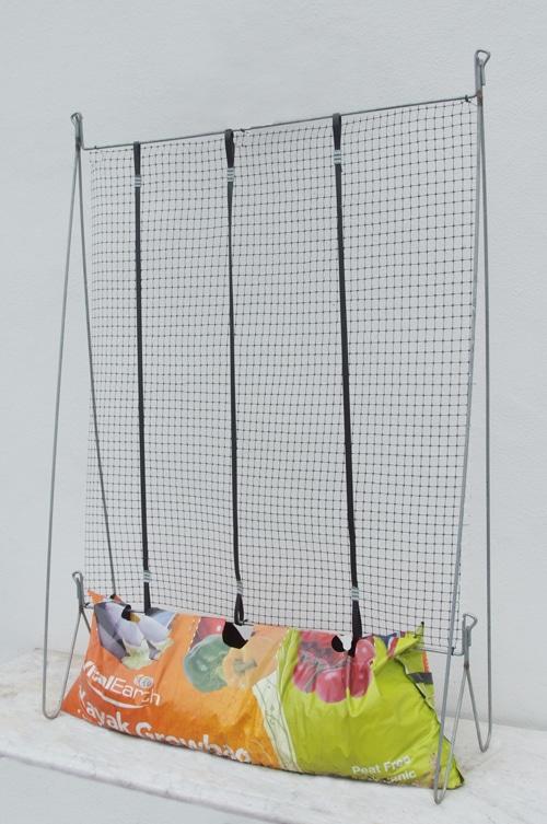 Grow Bag Frame Net