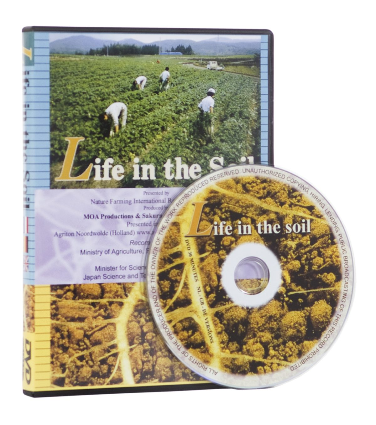Life in the soil - DVD-0