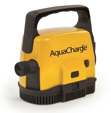 Aquacharge pomp