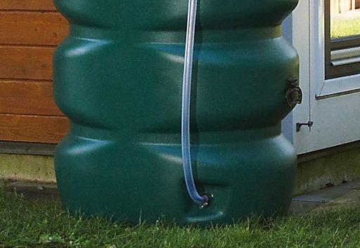 Regenton Garten 500L - 2000L waterniveau