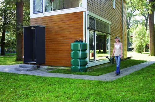 Regenton Garten 500L - 2000L impressie