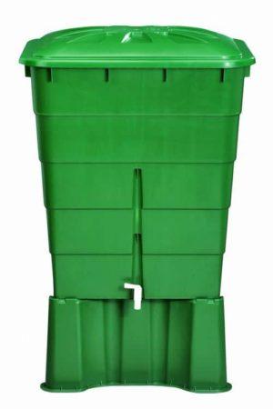 Regenton Rechthoekig Groen