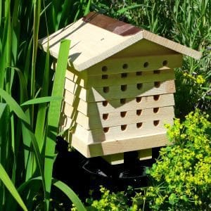 Bijenhotel voor solitaire bijen product afbeelding