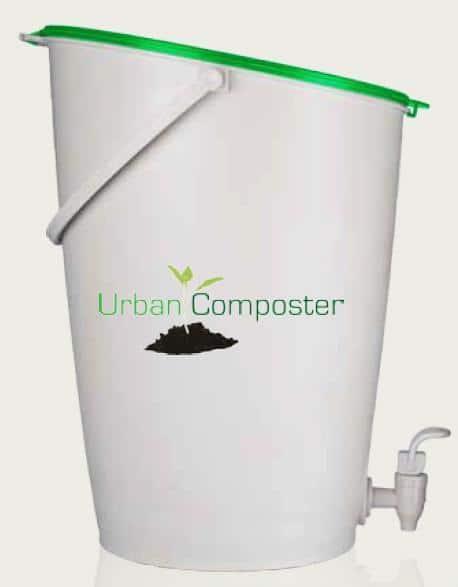 Urban Composter compostemmer voor keuken-1263